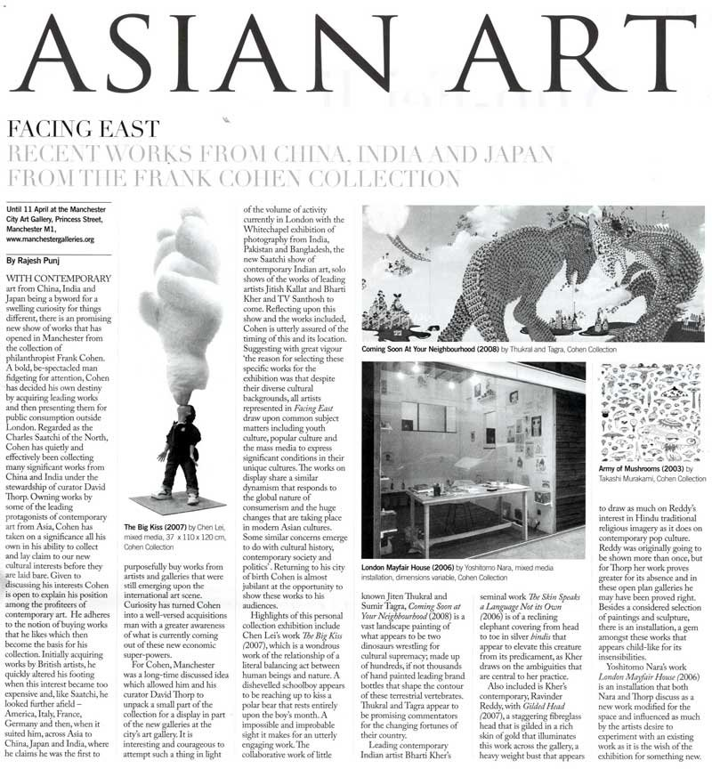 Asian Art Newspaper Apr 2010 P.23