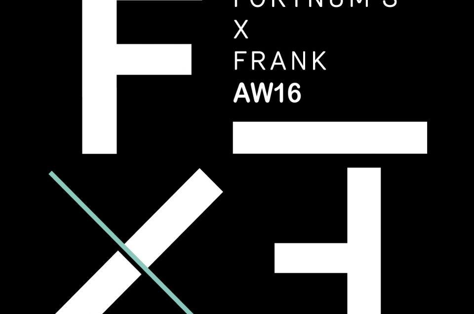 Fornum's X Frank AW16