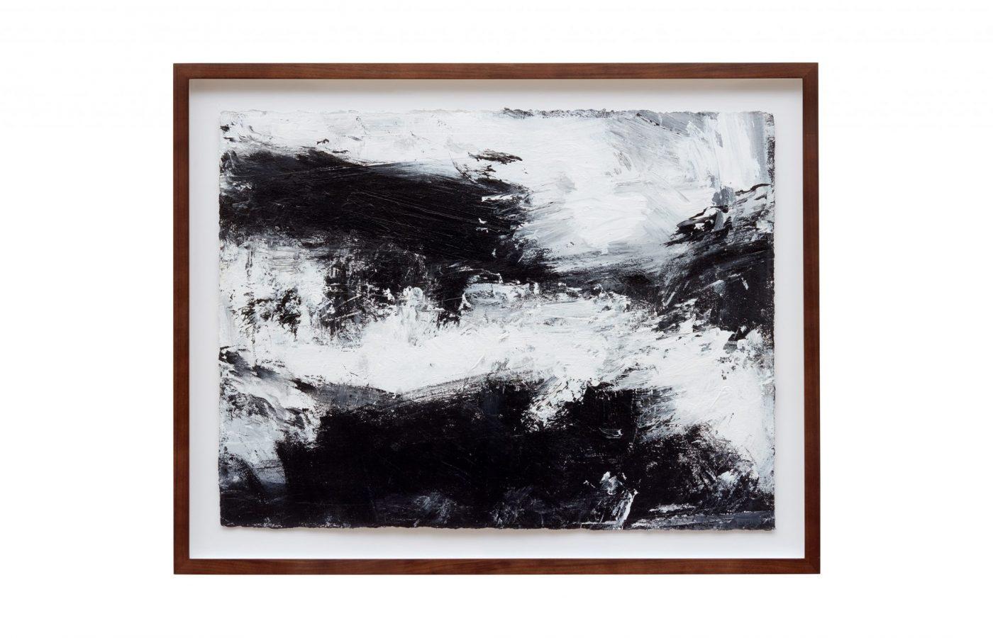FXF18-15 John Virtue Untitled No 2 2014