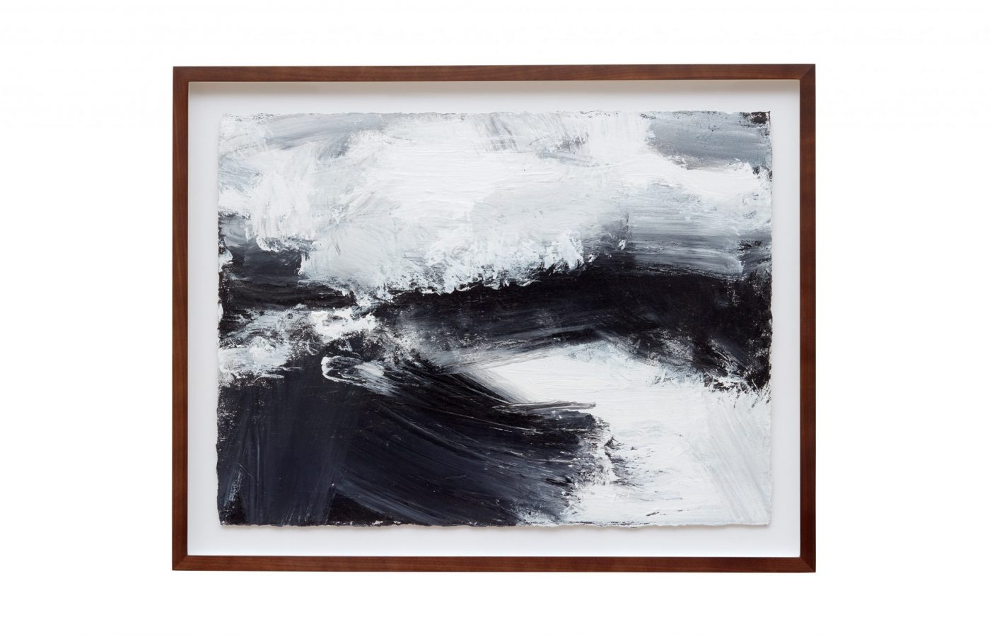 FXF18-16 John Virtue Untitled No 3 2014