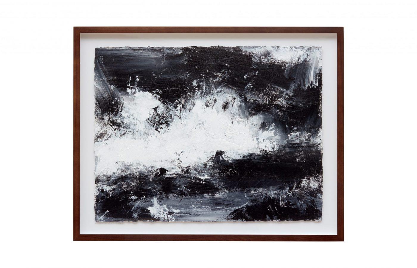 FXF18-17 John Virtue Untitled No 4 2014