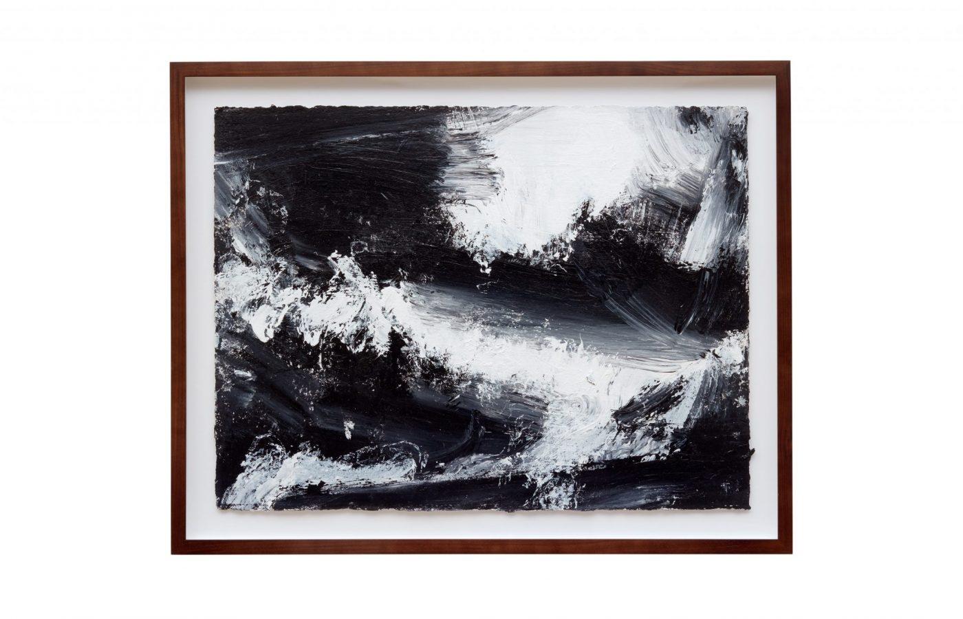 FXF18-18 John Virtue Untitled No 5 2014