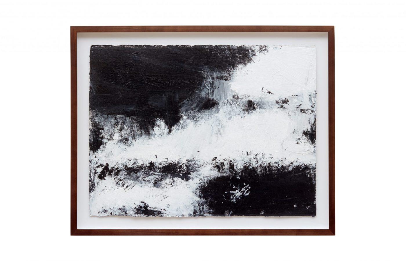FXF18-27 John Virtue Untitled No 7 2014