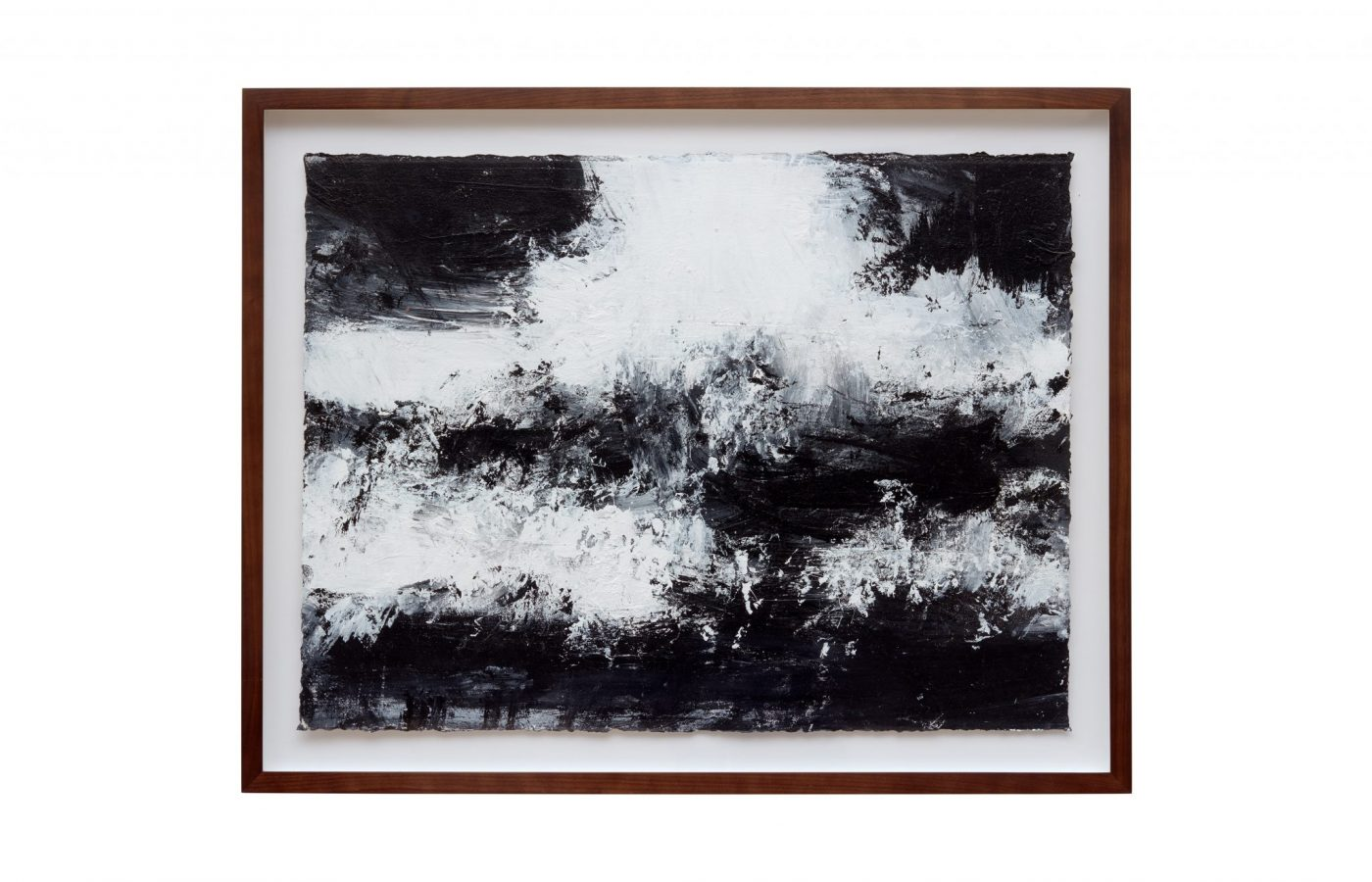 FXF18-29 John Virtue Untitled NO 32 2014