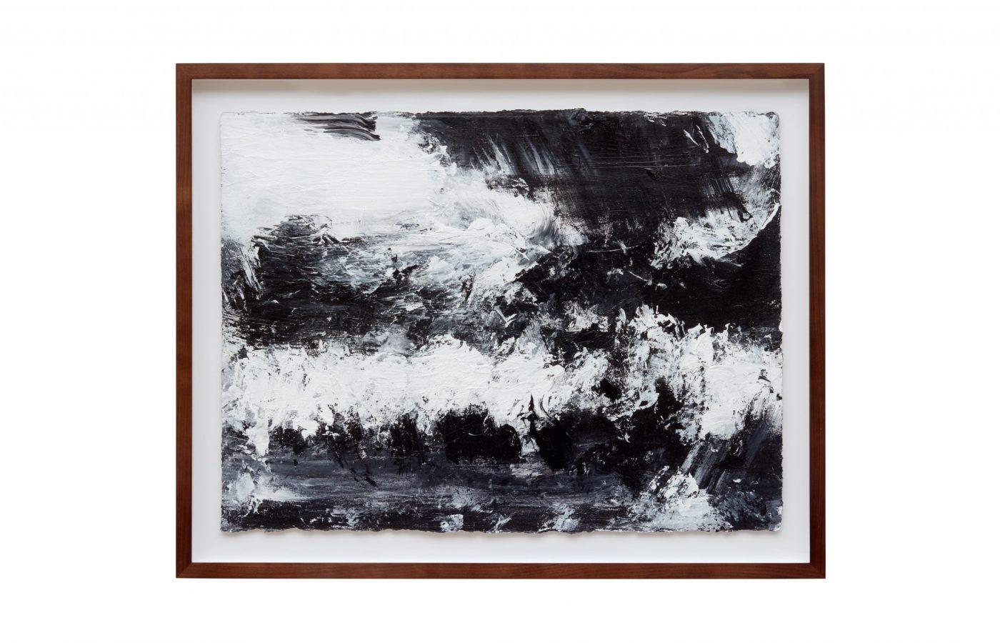 FXF18-30 John Virtue Untitled No 36 2014