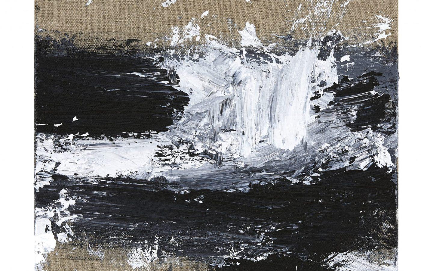 FXF18-48 John Virtue Untitled No 21 2017
