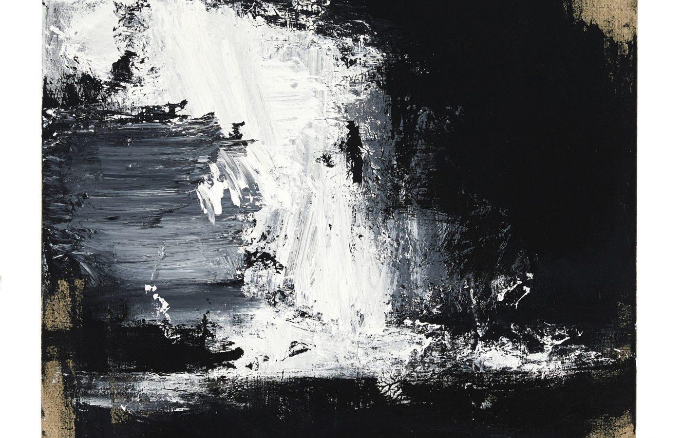 FXF18-56 John Virtue Untitled No 20 2016-17
