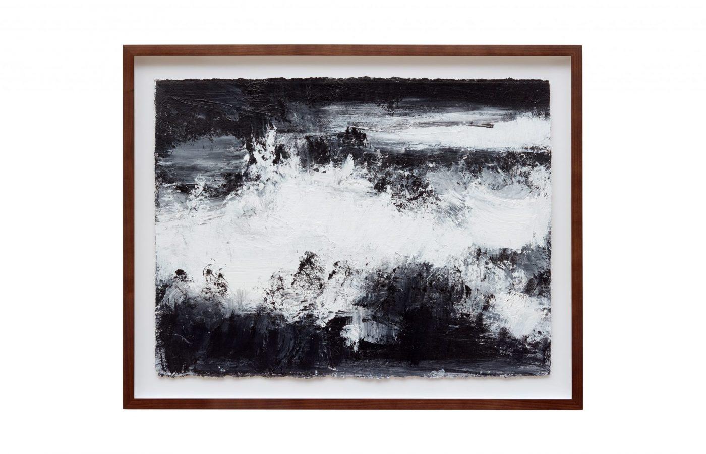 FXF18-58 John Virtue Untitled No 37 2014